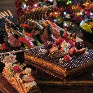 ishigaki bold kitchenのクリスマスディナーブッフェスイーツイメージ